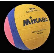 WATERPOLO - Pallone pallanuoto MIKASA 6000W man FINA APPROVED WAVE