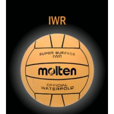 Pallone pallanuoto Molten modello IWR size man. Official Size and weight
