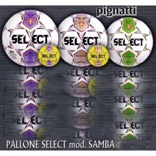 Pallone SELECT modello SAMBA International MatchBall. disponibile size 4 e 5